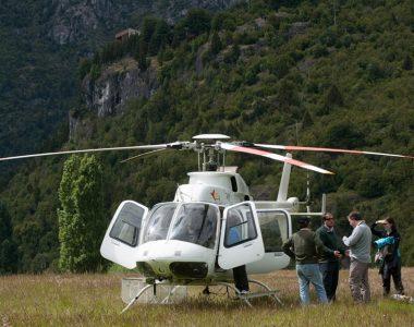 Helicopter Uman