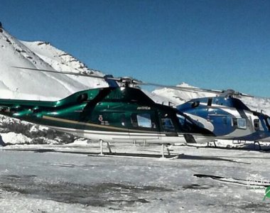 Helis Valle Nevado