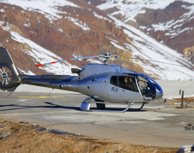 Valle Nevado Helitour