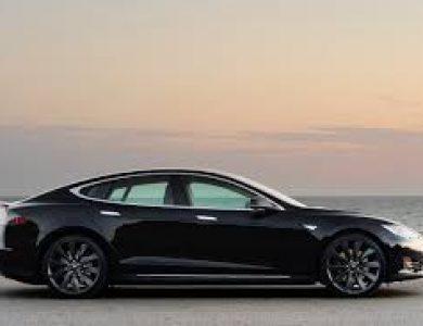 Tesla MS P85 Sedan 1